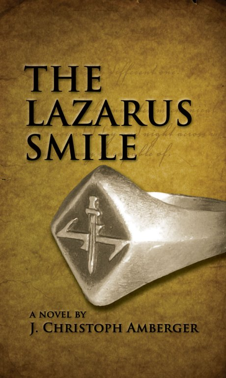 The Lazarus Smile cover art